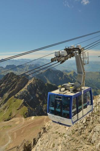 37. Cable car to Pic du Midi