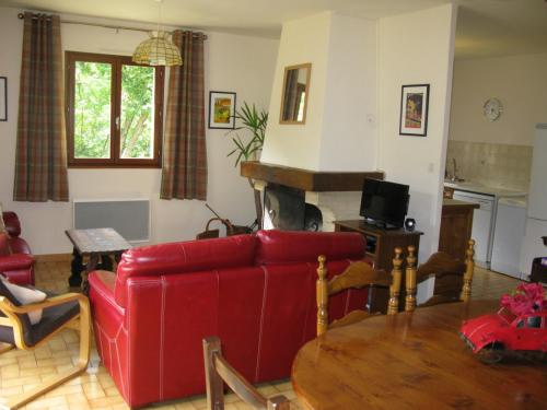Dining area and lounge looking through to kitchen